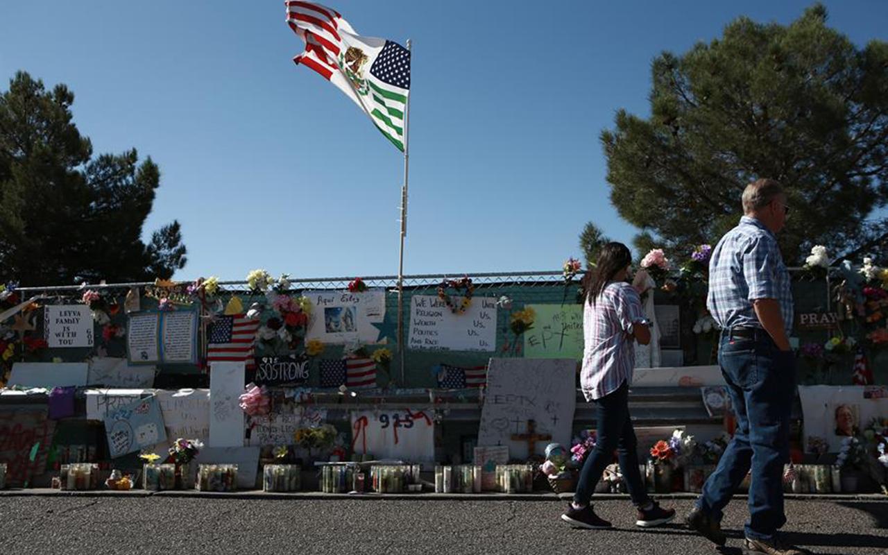 El Paso, tirador, no culpable, Patrick Crusius, Texas,