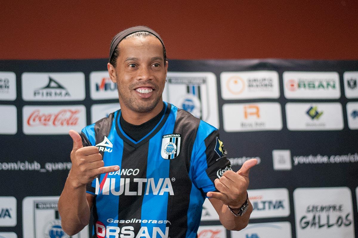 Ronaldinho, fraude, sistema piramidal