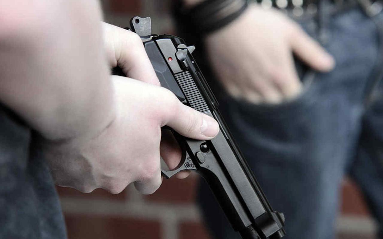Escuelas, Estados Unidos, armas, pistolas,