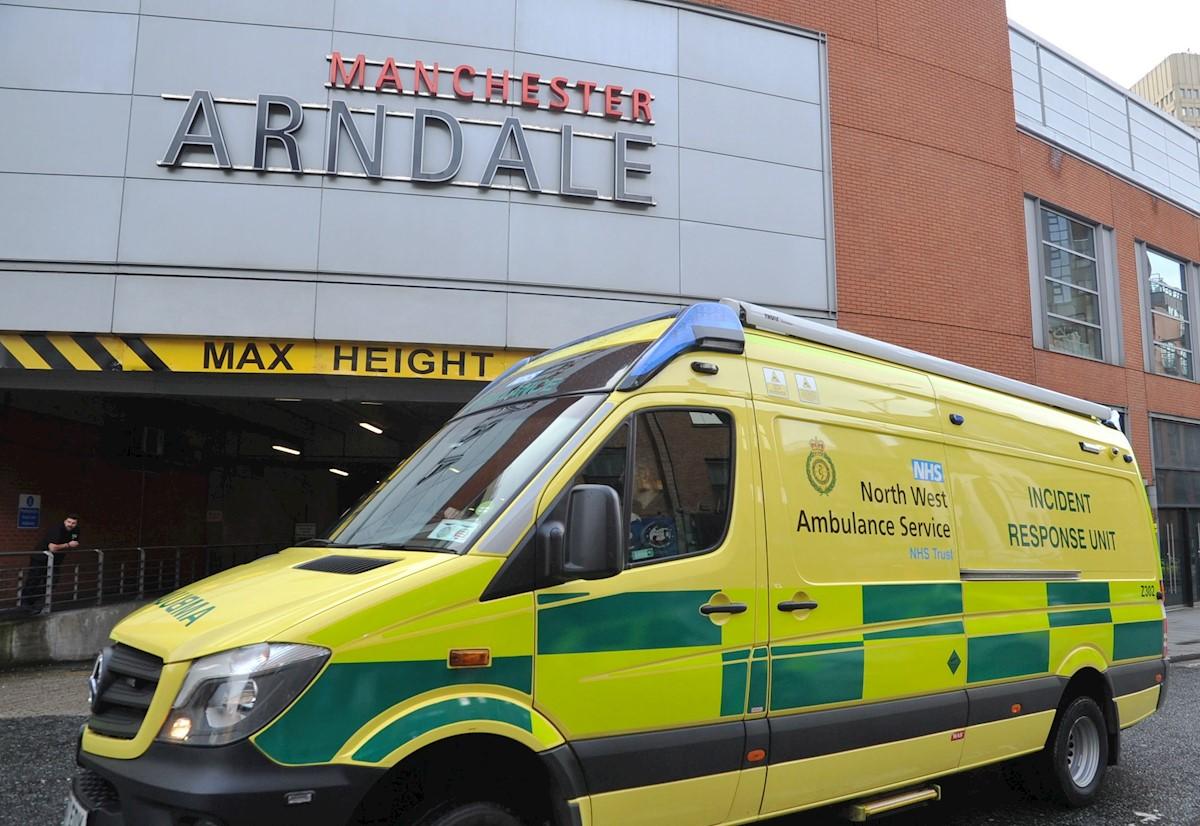 Manchester, cuchillo, atentado