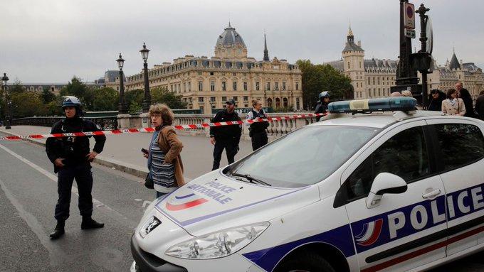 París, Policía, terrorismo,