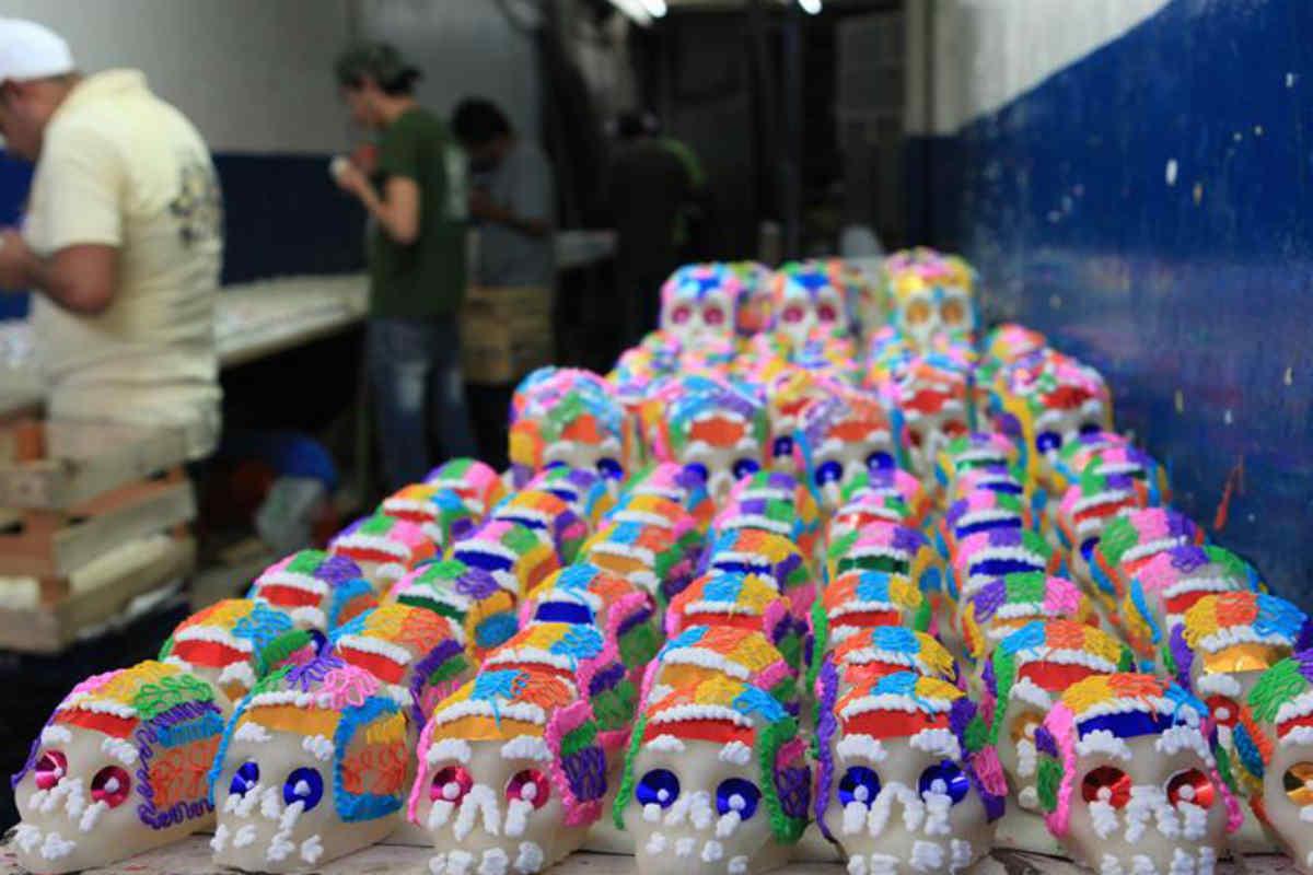 Calaveritas, una tradición mexicana (EFE)