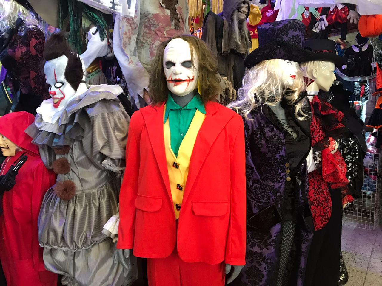 mercado de Sonora, CDMX, Disfraces, Catrinas, Día de Muertos, Noviembre,