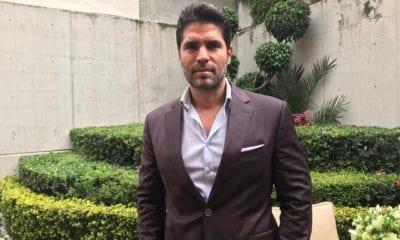 Eduardo Verástegui promociona Inesperado. Foto: Siete24.mx