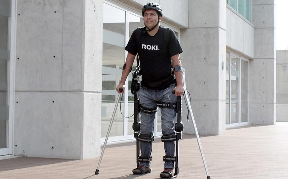 discapacidad, exoesqueleto, UVM, estudiantes, tecnología