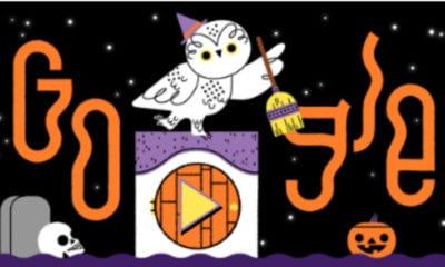 Google lanza un interactivo por Halloween