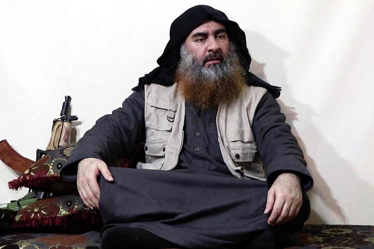 El líder de Estado Islámico, Abu Bakr al Bagdadi. Foto: Especial