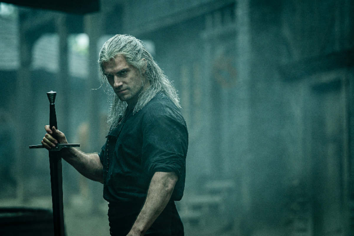 Netflix presenta el tráiler de THE WITCHER