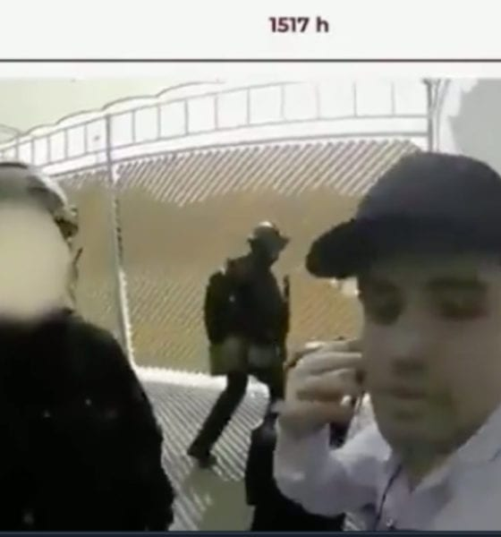 Muestran video con Ovidio Guzmán ( De Twitter)