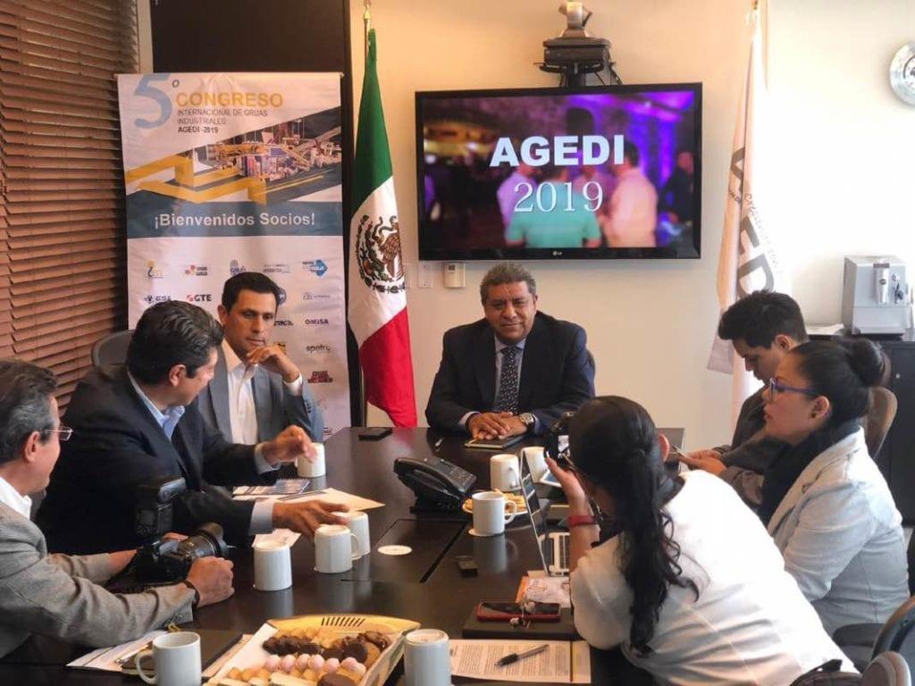 El Presidente de AGEDI, Carlos Salas Buz, habló de la coyuntura que vive el gremio con los proyectos de la 4T