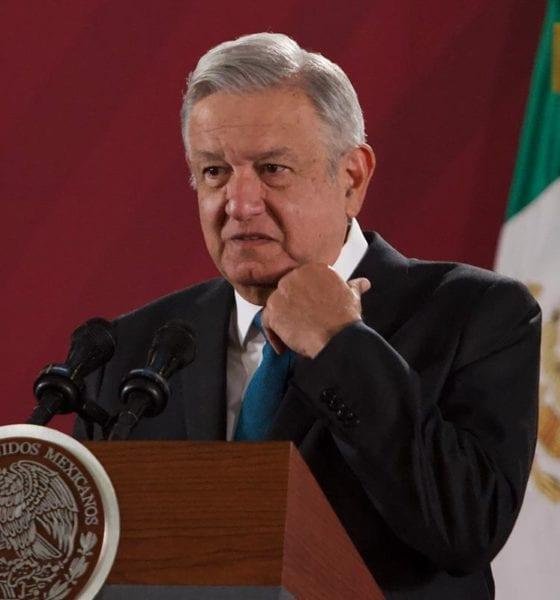 El presidente mexicano agradeció el apoyo ofrecido por su homólogo estadounidense por caso LeBarón. Foto: Cuartoscuro