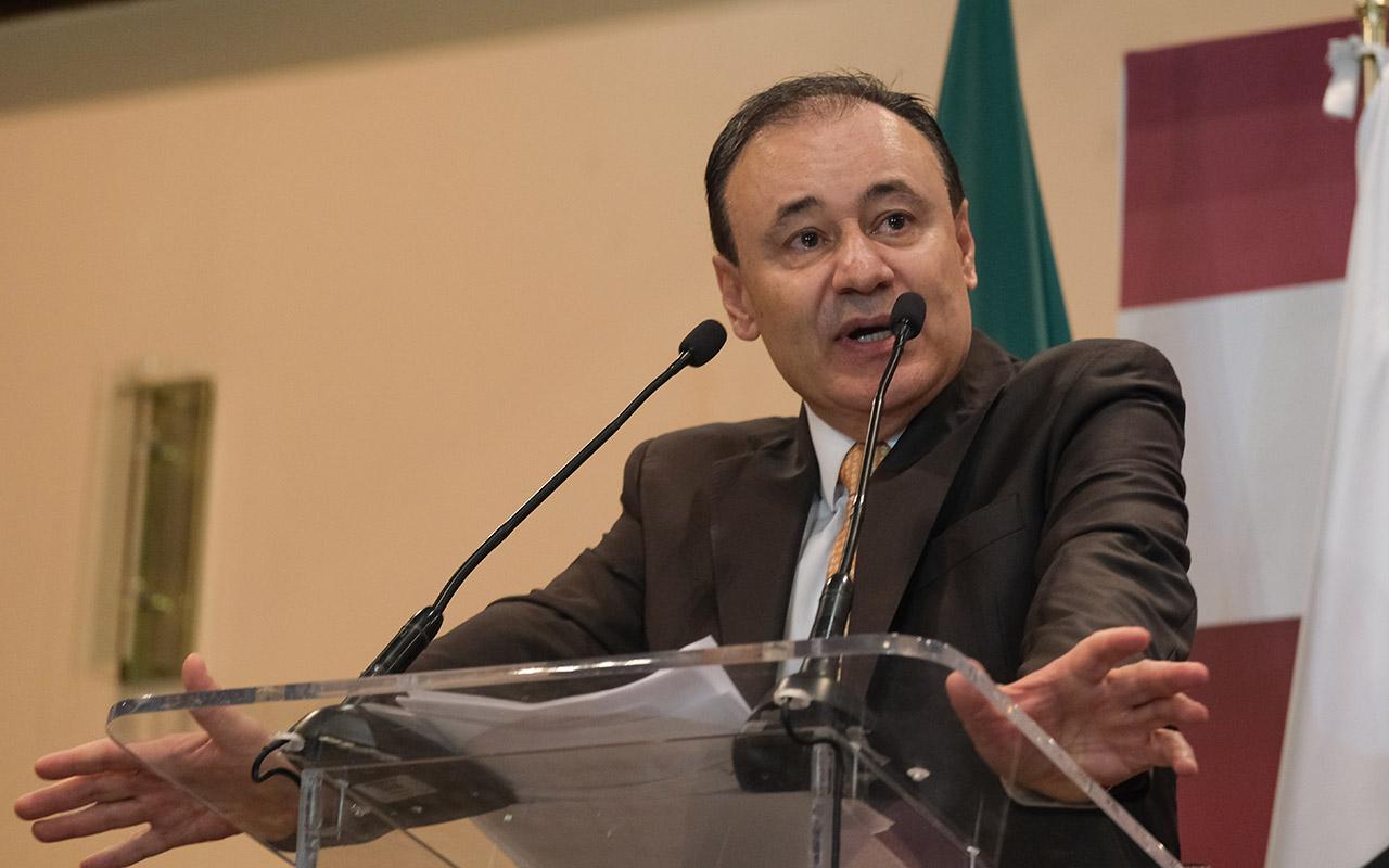 Alfonso Durazo, crimen organizado, violencia, seguridad,