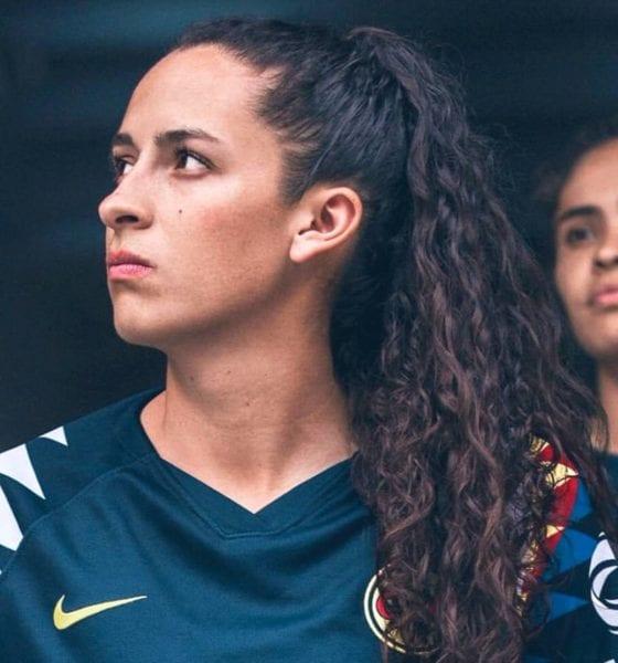 América femenil pierde a una de sus mejores jugadoras. Foto: Twitter