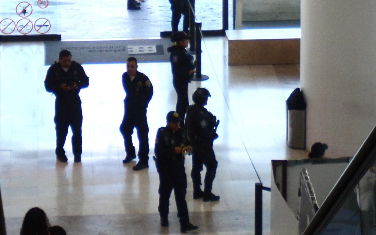 Durante 2019, 15 centros comerciales han sido asaltados en la CDMX