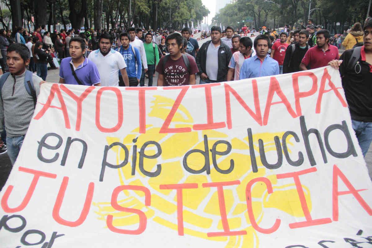 ONU se pronuncia por Ayotzinapa