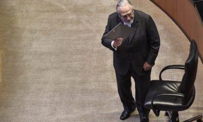 Por designación de AMLO, Bernardo Bátiz llega al Consejo de la Judicatura