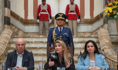 Bolivia externa molestia contra AMLO