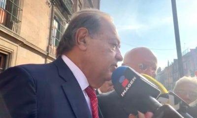 Slim descarta impactos negativos por nulo crecimiento económico