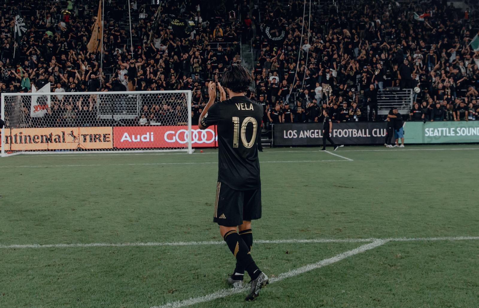 Carlos Vela podría jugar en la Liga MX. Foto: Twitter