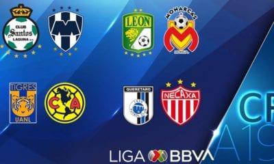 Definidos cuartos de final del Apertura 2019. Foto: Twitter