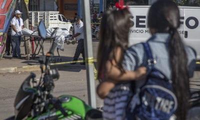 inseguridad, Banco de México, Banxico, Alejandro Díaz de León,