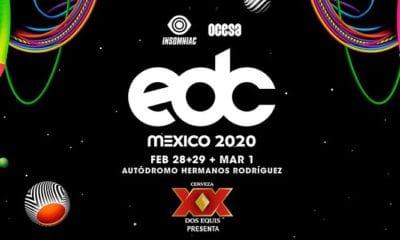 Armin Van Buuren en EDC 2020