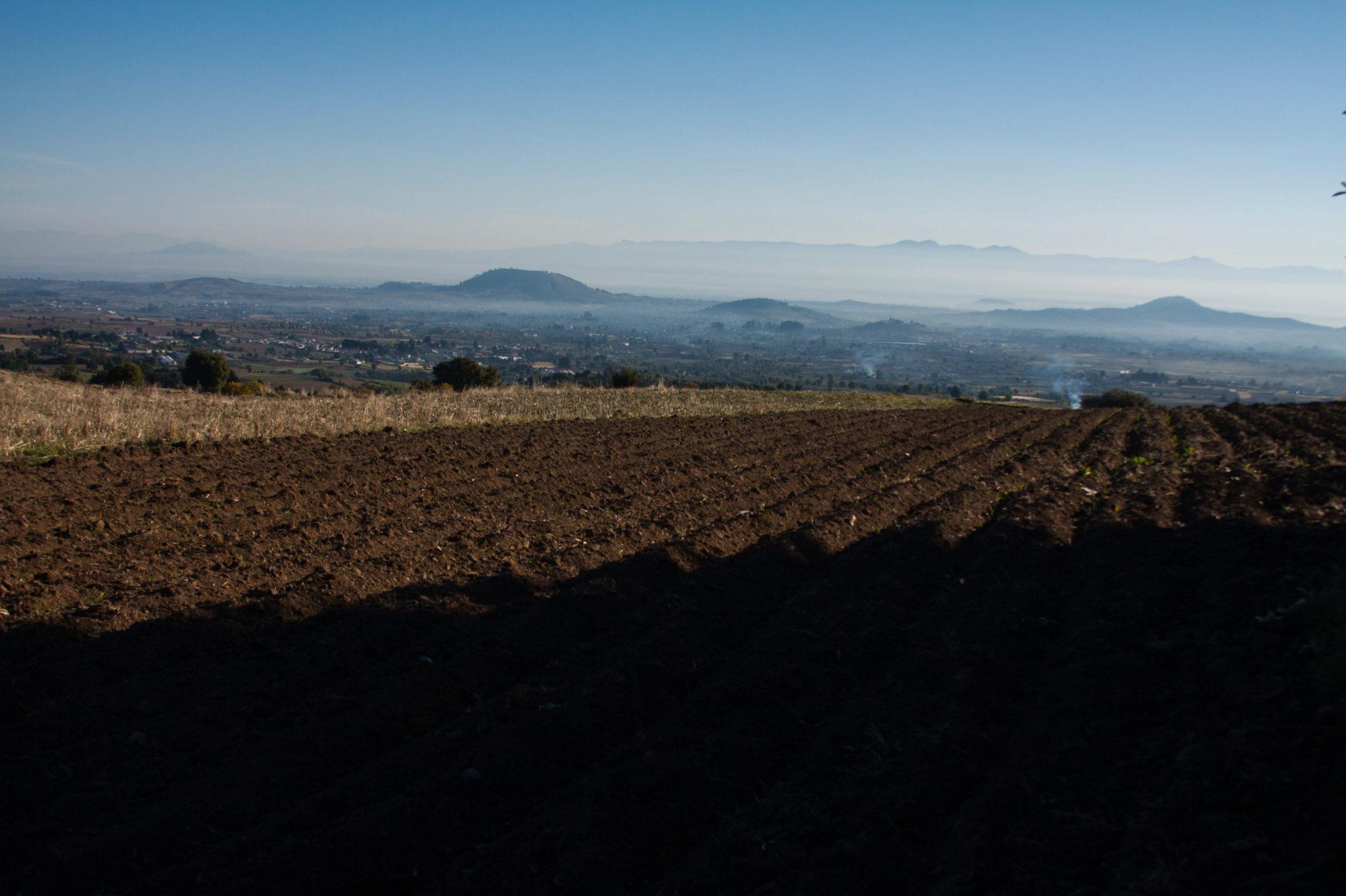 Campo, campesinos, Edomex