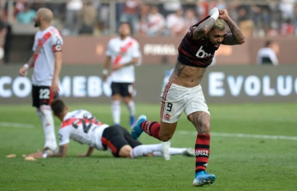 Flamengo, campeón de la Libertadores. Foto: Twitter
