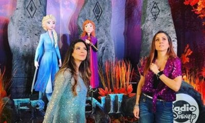 Premier de Frozen 2 en México