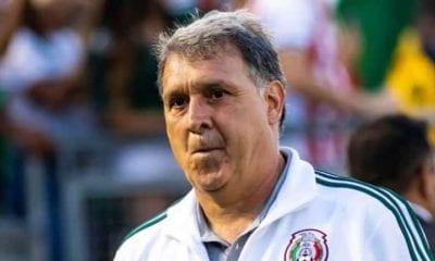 """""""Tata"""" Martino quiere una selección estable. Foto: Twitter"""