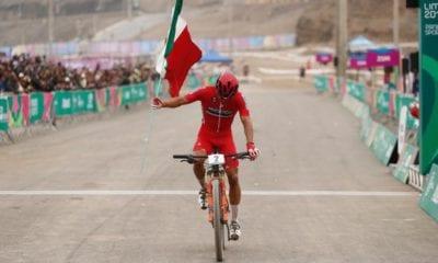 Gerardo Ulloa busca que el ciclismo trascienda. Foto: Twitter