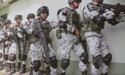 Atacan a Guardia Nacional en Guanajuato