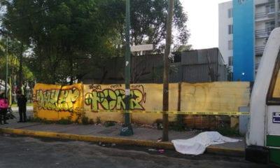 Sujeto es hallado muerto en la Morelos