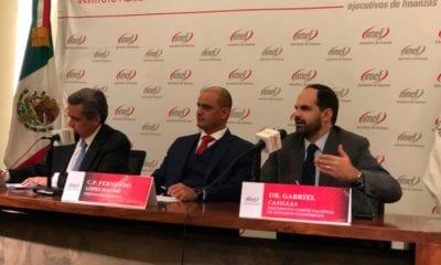 El IMEF pidió al gobierno que confíe en los empresarios. Foto: Especial