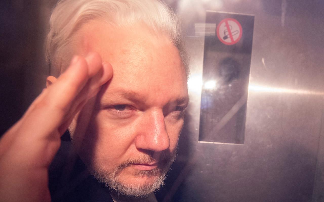 Estado de salud de Julian Assange empeora cada día
