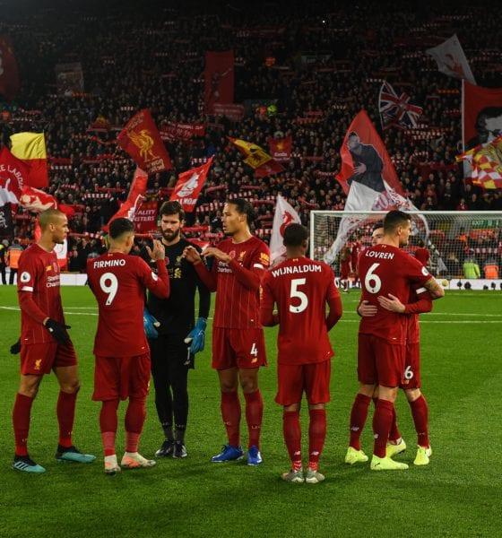 Liverpool le pegó al Manchester City. Foto_ Twitter