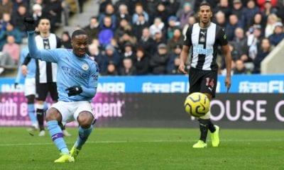 Manchester City empata con Newcaslte. Foto: Manchester City