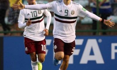 Gol de mexicano, el mejor de la Copa del Mundo Sub 17. Foto: @fifacom_es