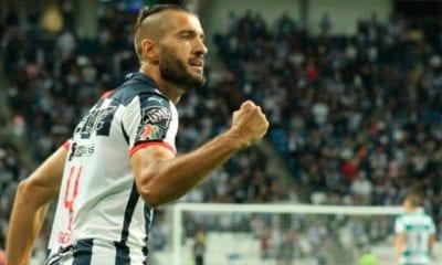 Monterrey le pegó a Santos. Foto: Twitter