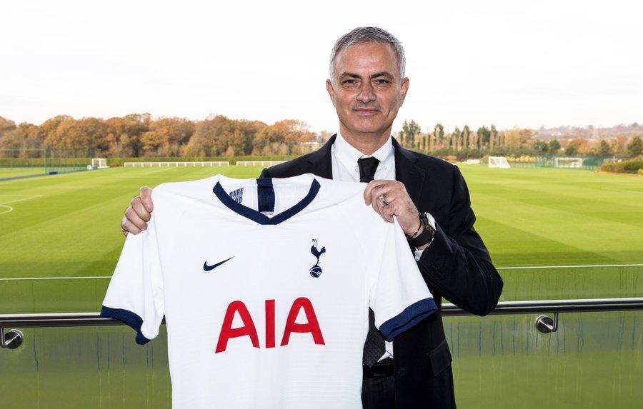 Mourinho está de regreso. Foto: Twitter
