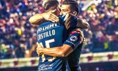 Nicolás Castillo causa baja de Chile. Foto: Twitter