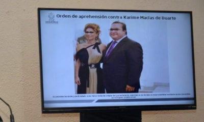 Javier Duarte, Reclusorio Norte, exgobernador de Veracruz, amparo, peculado, lavado de dinero,