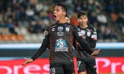 Pachuca le pegó a Pumas. Foto: Twitter