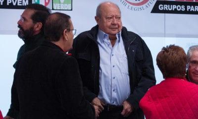Carlos Romero Deschamps, Lavado de dinero, Unidad de Inteligencia Financiera de la Secretaría de Hacienda, Santiago Nieto, denuncias,