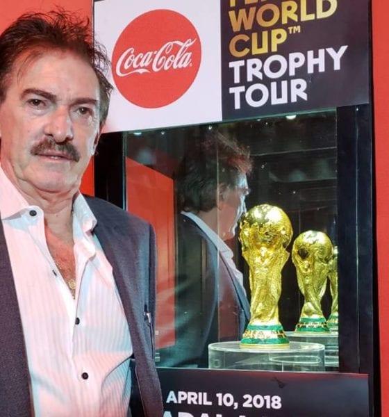 Ricardo La Volpe quedó fuera de Toluca. Foto: Twitter