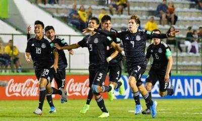 Selección mexicana se enfrentará a Brasil. Foto: Twitter