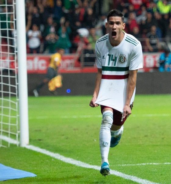 Sufrida victoria de la selección mexicana. Foto: Twitter