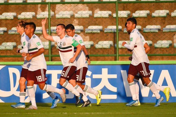Selección mexicana le pegó a Japón. Foto: Twitter