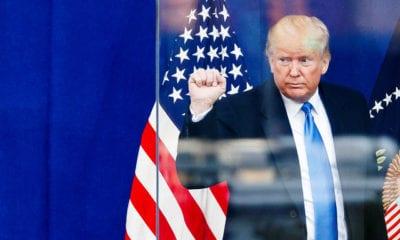 Donald Trump, Evo Morales, Daniel Ortega, Nicolás Maduro,