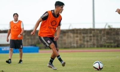 Uriel Antuna es jugador de Chivas. Foto: Twitter